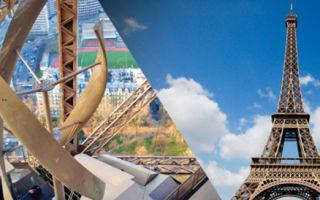 Эйфелева башня начнет работать на ветровой энергии