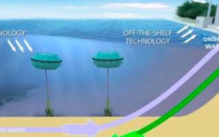 Волновая электростанция будет построена для крупнейшей военно-морской базы в Австралии