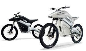 ENV — мотоцикл на водородных топливных элементах