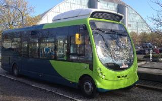В Великобритании будет запущен новый городской маршрут с электрическими автобусами