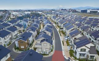 Фуджисава — город, который полностью перешел на солнечные батареи и отказался от бензина