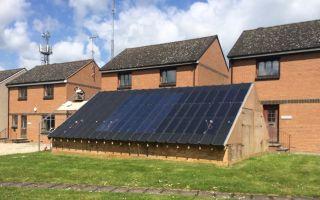 Гибридная солнечная система кровли использует тепловые трубки для повышения эффективности