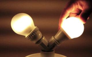 «Вечная» светодиодная лампа Infinia