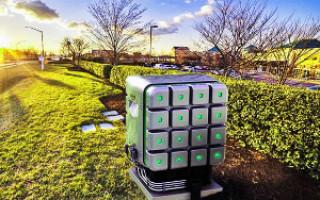Компания Redox представила новый топливный элемент размером с посудомоечную машину