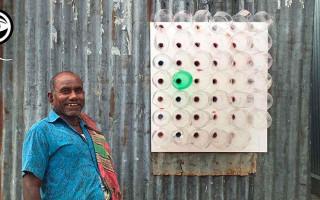 Как пластиковые бутылки заменили кондиционер тысячам жителей Бангладеш