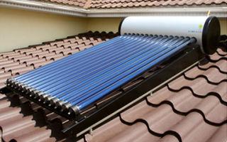 Гелиосистемы — солнечные коллекторы