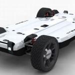 Первая универсальная платформа для электромобилей