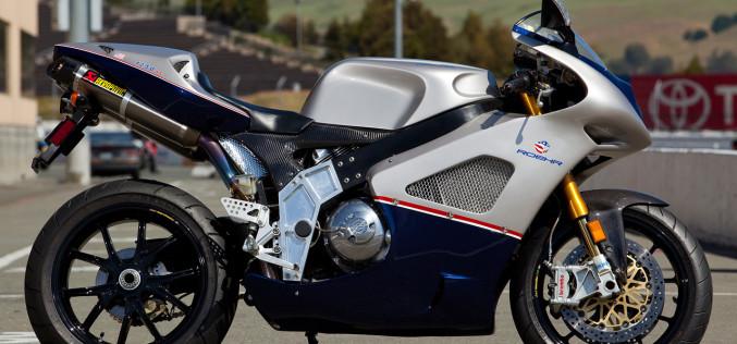 Roehr Motorcycles представила новую линейку быстрых электрических мотоциклов