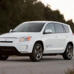 Toyota и Tesla создали электрический RAV4 EV