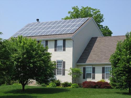 home solar power
