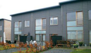 Энергоэффективный поселок датчан