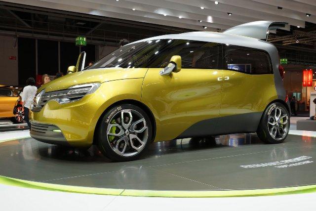 Франкфуртский автосалон 2011 (IAA): зеленые концепткары