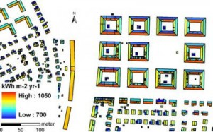 система определения максимально возможной величины эффективности солнечных батарей
