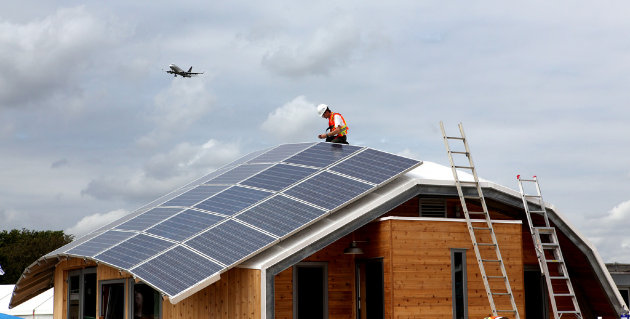 Международный конкурс энергоэффективных домов