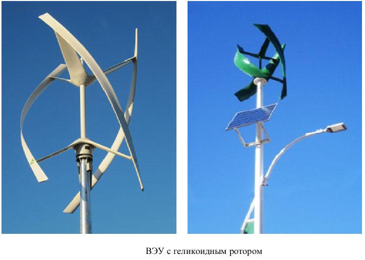Роторные ветряки своими руками