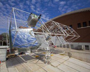 Новая солнечная установка вырабатывает в 2 раза больше энергии при более низких затратах