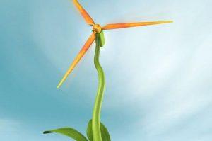 Биоразлагаемые лопасти для ветрогенераторов нового поколения