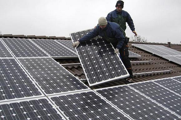 Дешевые солнечные панели дают прикурить