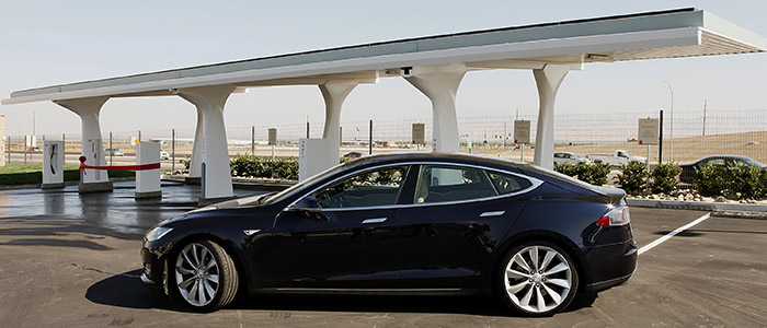 Использование электромобилей становится более комфортным