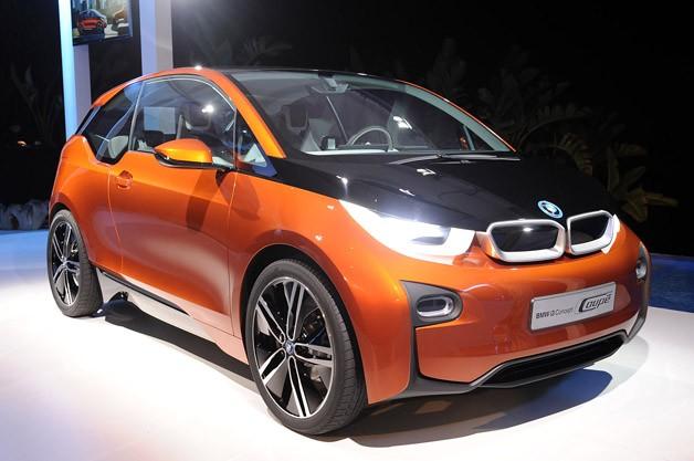 Лучшие экологически чистые концепты 2012 года