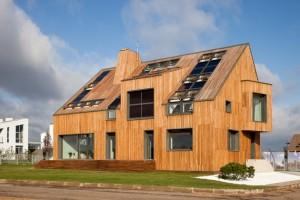 Полностью самодостаточное здание в плане энергетических затрат