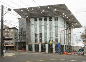 Зеленое здание для природоохранного фонда