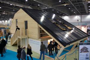 Зеленое строительство становится стандартом для европейских компаний, но не для потребителей