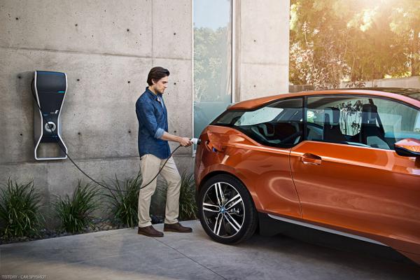Зеленые технологии электромобиля BMW i3: eDrive