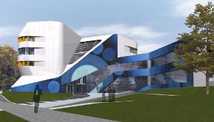Физики разработали дизайнерские солнечные панели для фасадов