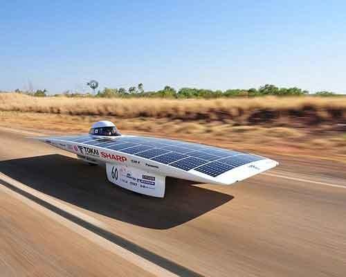 7 современных транспортных средств на солнечной энергии