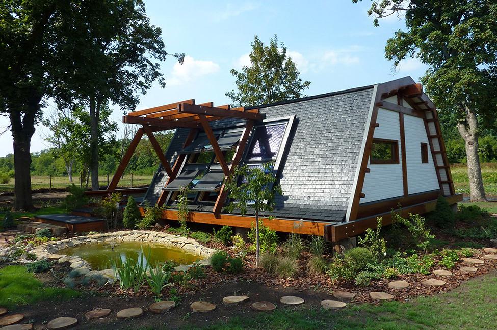 Как сделать экологически дом