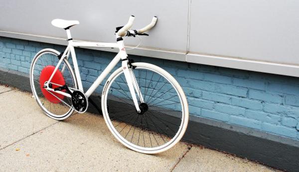 Копенгагенское Колесо с автономным электропитанием для велосипедов выходит на рынок