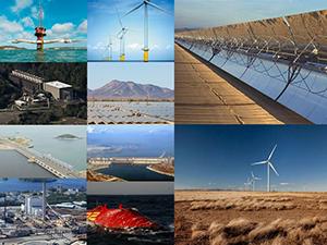 Самые мощные проекты возобновляемой энергетики 2013
