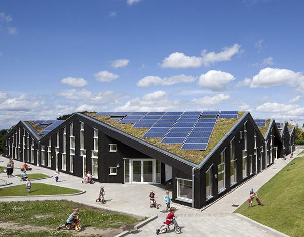 Основы устойчивого строительства