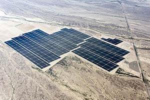 Самая большая солнечная электростанция выдала 290 МВт