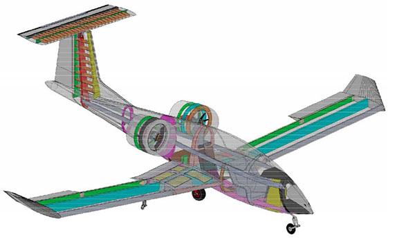 Первый в мире полностью электрический самолет E- FAN завершил свой полет во Франции