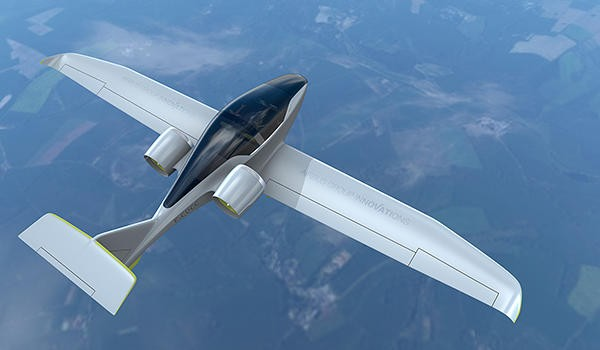 Первый электросамолёт от Airbus