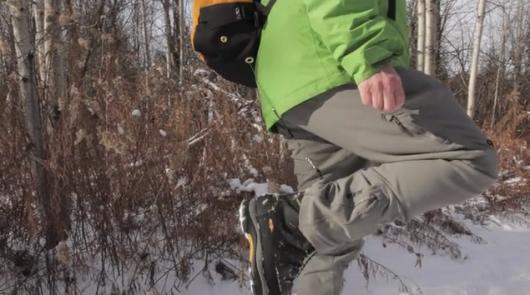 GO Kin: рюкзак, который вырабатывает энергию при ходьбе человека