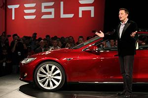 Tesla Motors раскрывает патенты ради будущего электромобилей