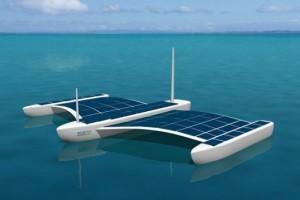 Aquarius: новое солнечно-электрическое гибридное судно для экстерриториальных вод