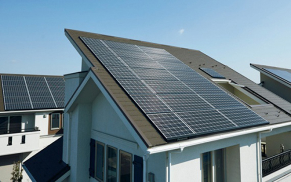 Фуджисава - город, который полностью перешел на солнечные батареи и отказался от бензина