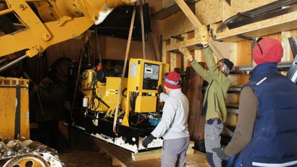 Обзор первой в мире безотходной научно-исследовательской станции в Антарктиде. Часть 2