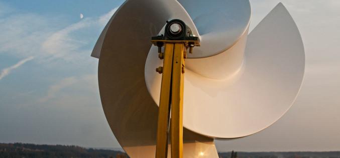 Ротор Онипко — обеспечивает энергией даже при самом слабом ветре