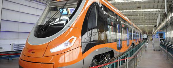 Первый трамвай на водородном топливе пущен в Китае