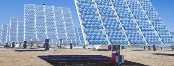 Линзовые солнечные панели. Плоские и сферические