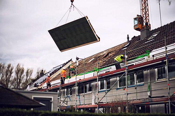 Голландцы за 10 дней делают дома, независимые от сети