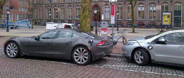 Электротранспорт в Голландии