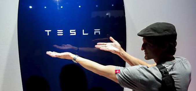 Презентация «Tesla Energy» (На русском)