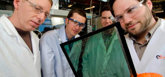Новые солнечные окна генерируют в 50 раз больше энергии, чем обычные солнечные панели