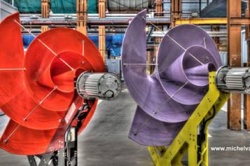 Голландский стартап разработал новую компактную ветротурбину